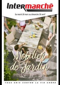 Prospectus Intermarché Hyper REDON : Mobilier de jardin collection 2017