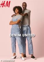 Promos et remises  : Lookbook Denim United