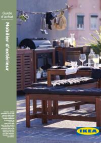 Catalogues et collections IKEA PARIS - EVRY : Mobilier d'extérieur