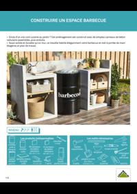 Guides et conseils Leroy Merlin Montigny-les-Cormeilles : Construire un espace Barbecue