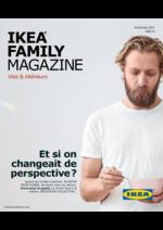 Promos et remises  : Ikea Family Magazine