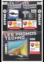 Prospectus Hyper U : Les promos techno