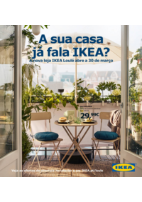 Folhetos IKEA Alfragide : A sua casa já fala IKEA ?