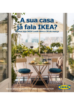 Folhetos IKEA : A sua casa já fala IKEA ?