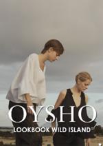 Catálogos e Coleções Oysho : Lookbook Wild Island