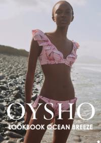 Catálogos e Coleções Oysho Maia Shopping : Lookbook Ocean Breeze