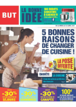 Promos et remises  : 5 bonnes raisons de changer de cuisine !