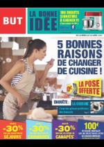 Prospectus BUT : 5 bonnes raisons de changer de cuisine !