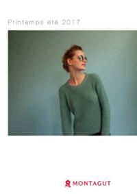 Catalogues et collections Montagut Paris : Lookbook femme printemps été 2017