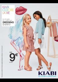 Prospectus Kiabi Aubervilliers : Dressing enfant