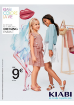 Prospectus Kiabi : Dressing enfant