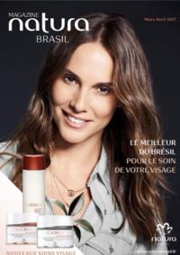 Journaux et magazines Natura Brasil PARIS : Magazine Mars Avril 2017