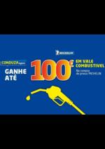Descontos Euromaster : Ganhe até 100€ em vales combustível!