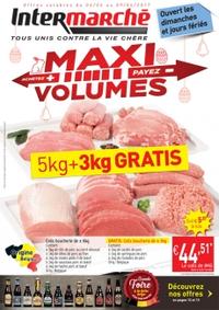Prospectus Intermarché Bois-de-Villers : Maxi volumes