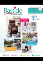 Catalogues et collections Bastide : Le catalogue printemps été 2017
