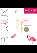 Promos et remises  : Catalogue Bijoux été 2017