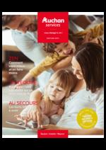 Promos et remises  : Auchan services
