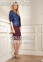 Promoções e descontos  : Collection Elena Miró