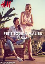 Promos et remises  : Lookbook femme Petit tour à Malibu