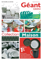 Prospectus  : Collection maison