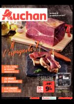 Prospectus Auchan : À l'espagnole !