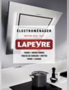 Catalogue Électroménager 2016-2017