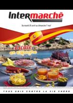 Prospectus Intermarché Super : Escale en Espagne