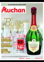 Prospectus Auchan : Des bulles pour toutes les occasions