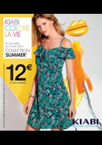 Prospectus Kiabi PANTIN : Welcome Summer