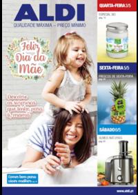 Folhetos Aldi Carregado : Feliz Dia da Mãe