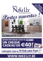 Promos et remises  : Recevez par tranche d'achat de 400€ un chèque de 40€ !
