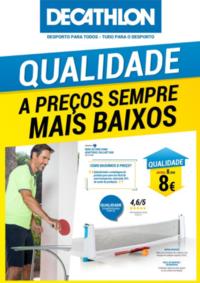 Folhetos DECATHLON Santarém : Qualidade a preços sempre mais baixos