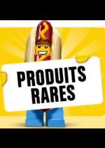 Catalogues et collections La grande Récré : LEGO jouets rares