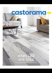 Prospectus Castorama PARIS 20 : Habillez vos sols