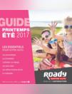 Guide printemps été 2017