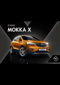 Catálogos e Coleções Opel Torres Vedras : O novo MOKKA X