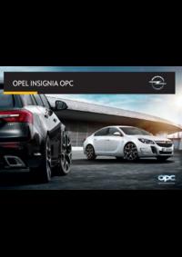 Catálogos e Coleções Opel Agualva - Cacém : Catálogo Opel Insignia OPC