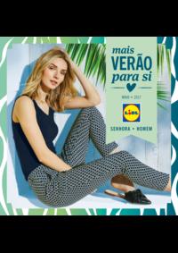 Folhetos Lidl Alcácer Do Sal : Mais verão para si