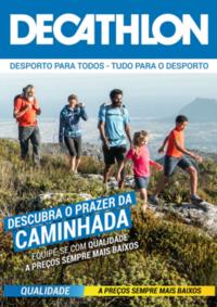 Folhetos DECATHLON Setúbal : Descubra o prazer da caminhada