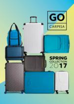 Catálogos e Coleções Carpisa : GO Carpisa Spring Collection 2017