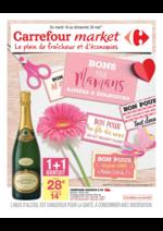 Prospectus Carrefour Market : Bons pour mamans aimées et épanouies