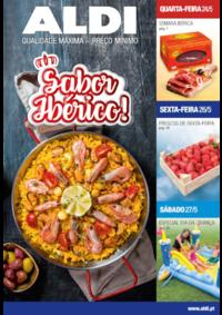 Folhetos Aldi Porto Alto - Samora Correia : Sabor Ibérico!