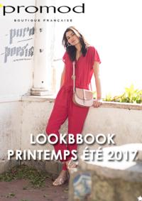 Catálogos e Coleções Promod Montijo : Lookbook primavera-verão 2017