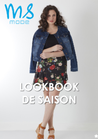 Catalogues et collections M&S Mode Forbach : Lookbook de saison