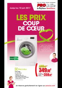 Prospectus Pro&Cie Avessac : Les prix coup de cœur