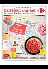 Prospectus Carrefour Market Paris Saint Ouen : Bons pour mamans gourmandes et adorées