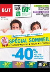 Prospectus But Sarreguemines : Spécial sommeil