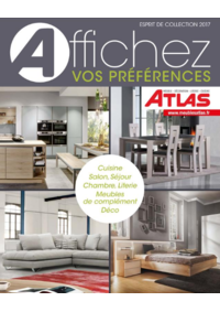 Catalogues et collections Atlas CRETEIL : Affichez vos préférences
