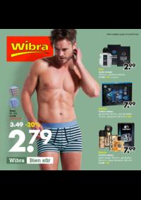 Prospectus Wibra Namen : Wibra bien sûr