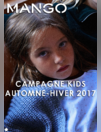 Campagne kids automne-hiver 2017